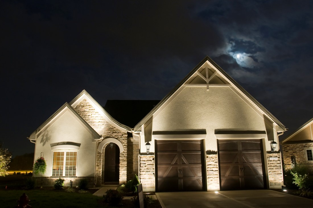 Residential Outdoor Lighting Gallery Nite Time Decor