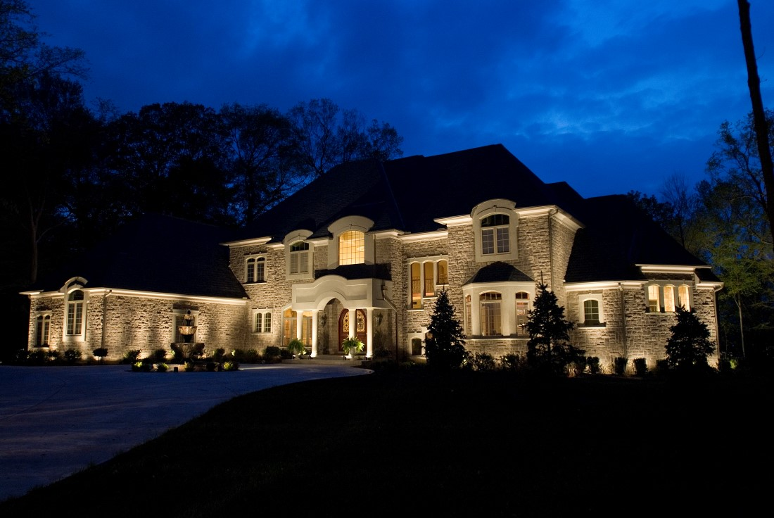 Residential 19 Night Time Decor