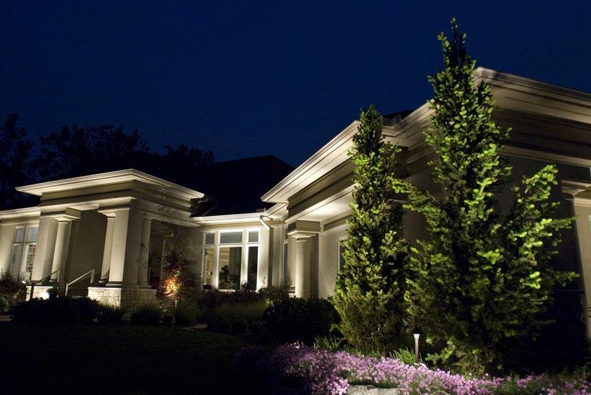 28 landscape lighting louisville landscape outdoor for Residential exterior lighting design