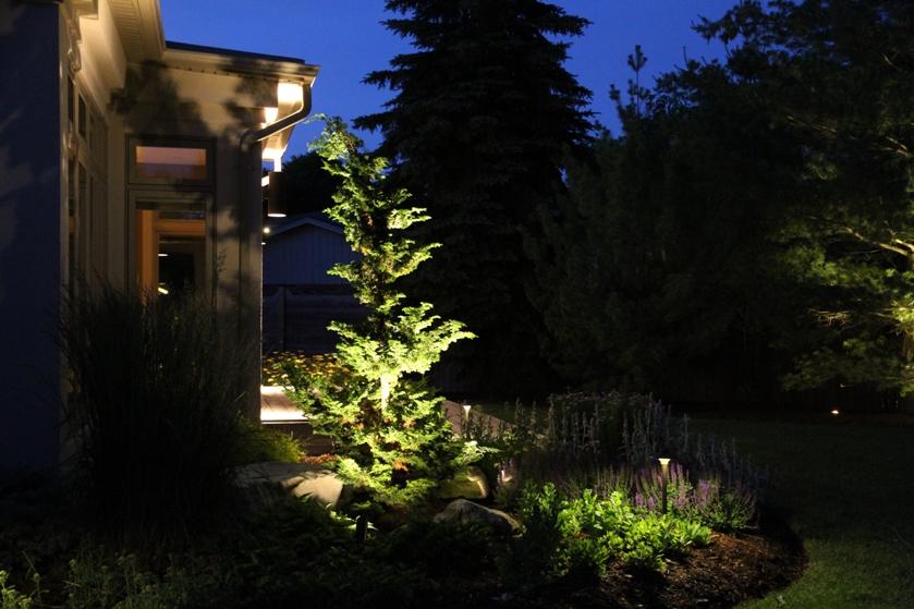 landscapelighting garden