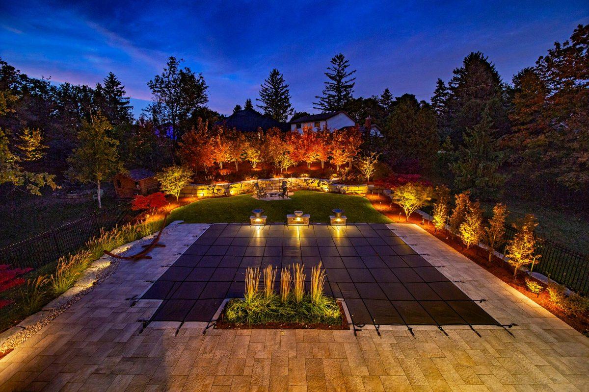 Nite Time Decor Landscape Lighting Design Installation