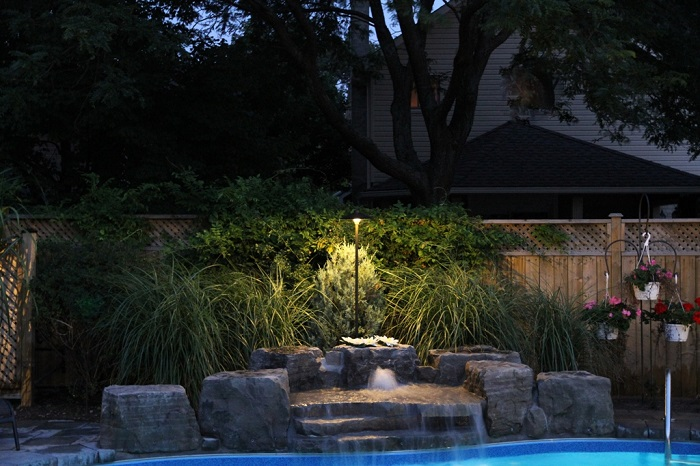 Outdoor Lighting Ideas For Ponds, Pools, Hot Tubs And Other Water Features