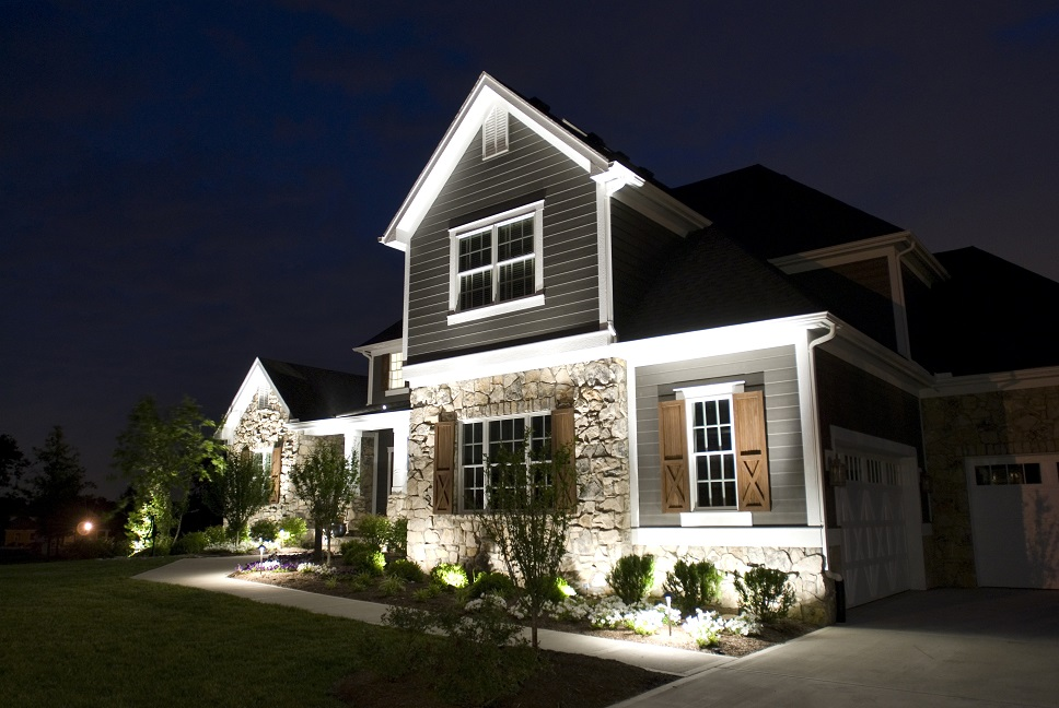 Planning Outdoor Lighting, Even If You're Not A Pro